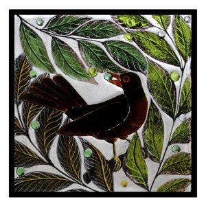card 4 - Blackbird