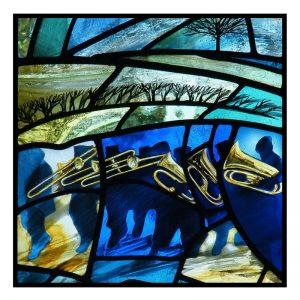 Card 12 - 'Brass band'