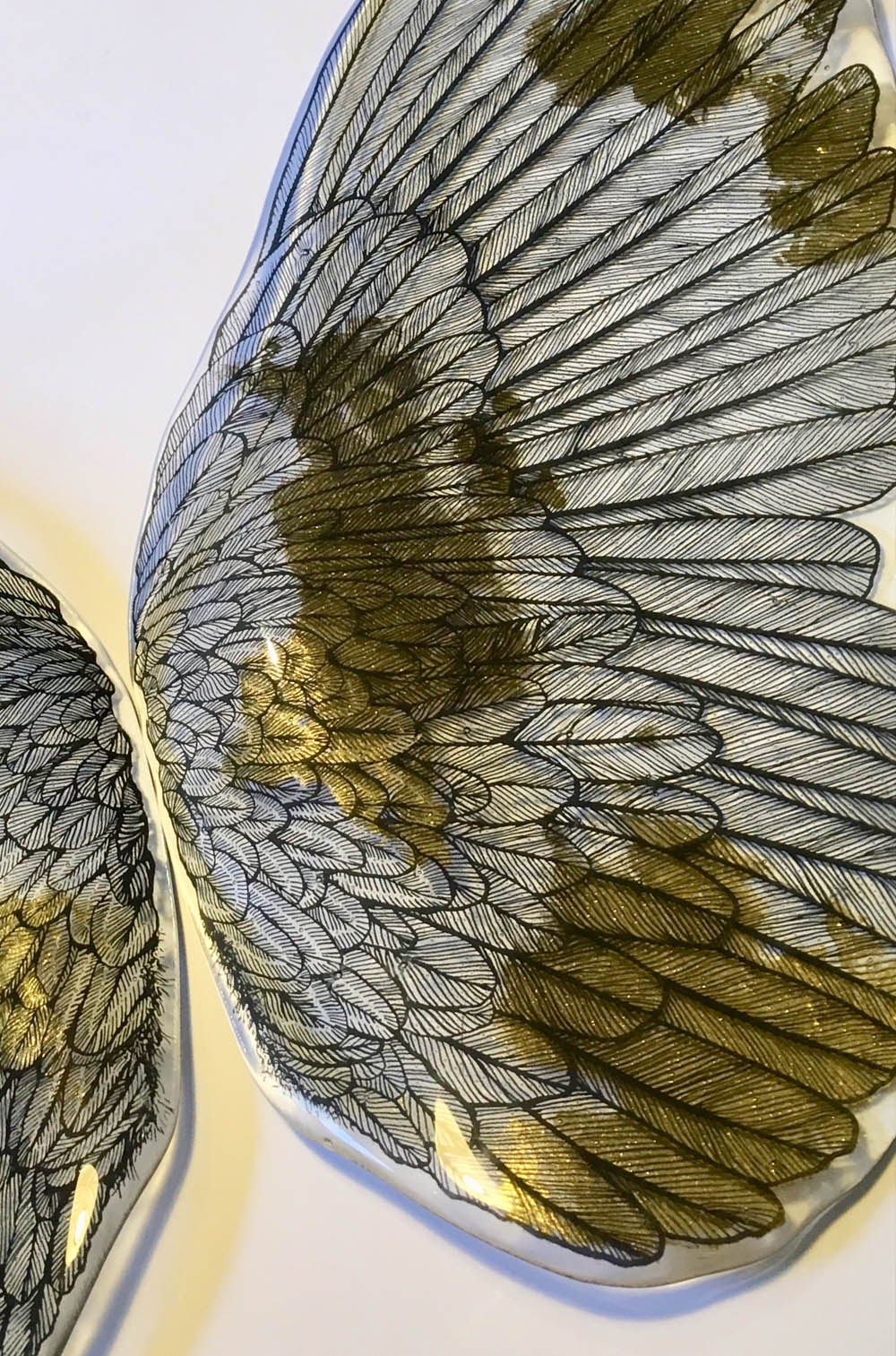 Wings by Pippa Stacey detail